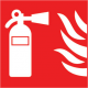 Replacing fire hose reels with extinguishers