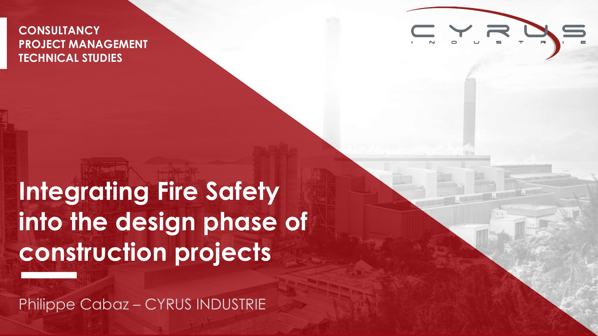 Integrating Fire Safety into the design phase of construction projects