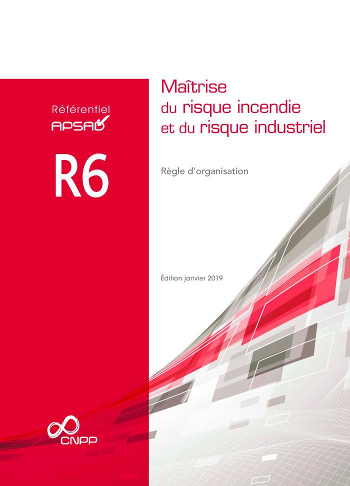 Couverture réglementation APSAD R6